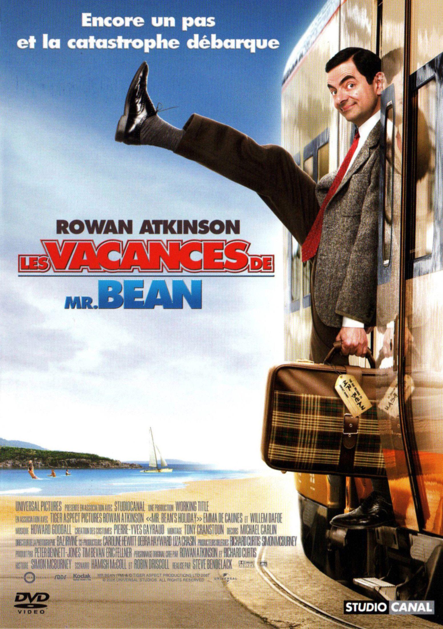 Regardez Les Vacances de Mr. Bean gratuitement - Films