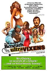 Affiche Ultra Vixens