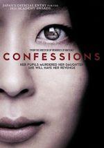 Affiche Confessions