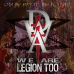 Pochette We Are Legion Too