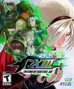 Jaquette The King of Fighters XIII : Steam Edition
