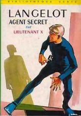 Couverture Langelot Agent Secret