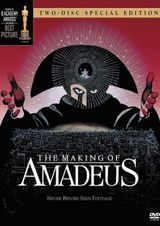 Affiche The Making of 'Amadeus'