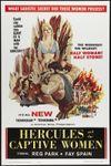 Affiche Hercule à la conquête de l'Atlantide