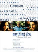 Affiche Anything Else (La vie et tout le reste)