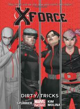 Couverture Dirty/Tricks - X-Force (2014), tome 1