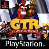 Jaquette Crash Team Racing