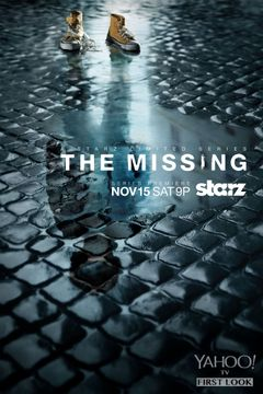 Affiche The Missing