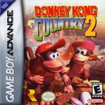 Jaquette Donkey Kong Country 2
