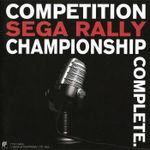 Pochette COMPETITION SEGA RALLY CHAMPIONSHIP COMPLETE. (OST)