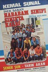 Affiche Hababam Sinifi Sinifta Kaldi