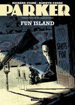 Couverture Fun Island - Parker, tome 4