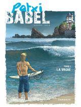 Couverture La Vague - Patxi Babel, tome 1