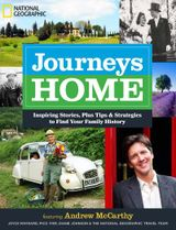 Couverture Journeys Home