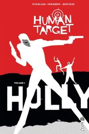 Couverture Human Target, tome 1