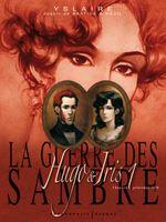 Couverture le mariage d'Hugo - La guerre des Sambre : Hugo & Iris, tome 1