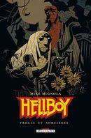 Couverture Trolls et Sorcières - Hellboy, tome 8
