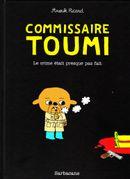 Couverture Commissaire Toumi