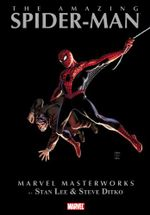Couverture Marvel Masterworks: The Amazing Spider-Man, Volume 1