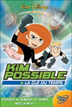 Affiche Kim Possible, la clé du temps