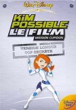 Affiche Kim Possible : Le Film - Mission Cupidon