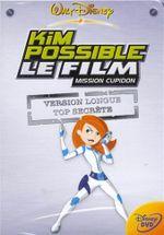 Affiche Kim Possible - Le film: Mission Cupidon