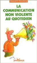 Couverture La communication non violente au quotidien
