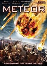 Affiche Meteor : Le Chemin de la destruction