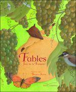 Couverture Fables - Jean de La Fontaine