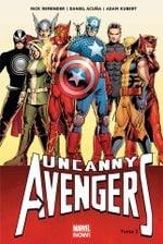 Couverture Ragnarok Now! (I) - Uncanny Avengers (2012), tome 2