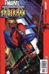 Couverture Ultimate Spider-Man (2000 - 2009)