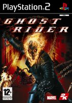 Jaquette Ghost Rider