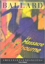Couverture Le massacre de pangbourne