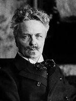 Photo August Strindberg