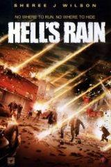 Affiche Pluie infernale