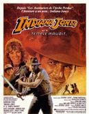 Affiche Indiana Jones et le Temple maudit