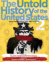 Couverture The Untold History of the United States, Volume 2