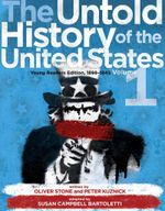 Couverture The Untold History of the United States, Volume 1