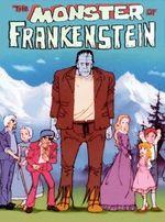 Affiche The Monster of Frankenstein