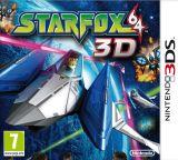Jaquette Star Fox 64 3D