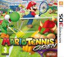 Jaquette Mario Tennis Open