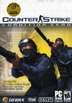 Jaquette Counter-Strike : Condition Zero