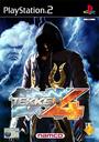 Jaquette Tekken 4