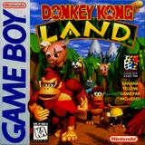Jaquette Donkey Kong Land