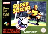 Jaquette Super Soccer