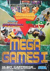 Jaquette Mega Games I