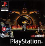 Jaquette Mortal Kombat 4