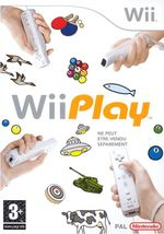 Jaquette Wii Play