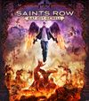 Jaquette Saints Row : Gat Out of Hell