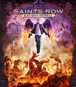 Jaquette Saints Row: Gat Out of Hell